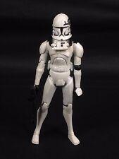 Star Wars Clone Wars clone trooper loose figure F3 rare