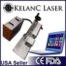 60W MOPA M1 w/ Stand Black, Color Marking / Engraving Laser FDA 2YR Warranty