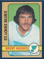 BRENT HUGHES 72-73 O-PEE-CHEE 1972-73 HIGH NUMBER NO 234 EX++2