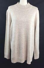 NWT Old Navy Oatmeal Turtleneck Sweater Women's Size XXL