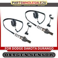 Set of 2 Oxygen Sensors for Mitsubishi Eclipse Galant Stratus 2.4L Up/&Downstream