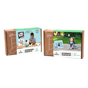 KiwiCo Professions Starter Kit (2-Pack) KIWI crate stem Astronaut Veterinarian