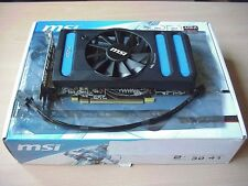 Apple Radeon MSI FX7850 2GB 4K Graphics Card MacPro 3.1, 4.1, 5.1, 5770