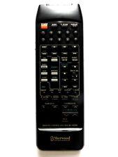 Sherwood Newcastle Audio Vidéo Récepteur Télécommande RM-RV-N325 pour R-325
