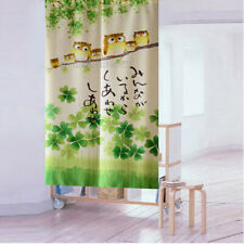 NOREN Curtain Japanese Room Doorway Tapestry 85×150 cm Lucky Four-leaf Clover