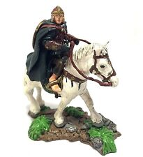 """Play Along LOTR Lord Rings Armies Middle-Earth Merry Rohan Armor Pony 3"""" Figure"""
