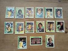 15 Everton 1979 Topps Blue Back Football Cards