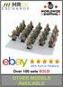 21 Minifigures Lord Rohan Army Viking Sword Rings Shield Toys Block Custom U