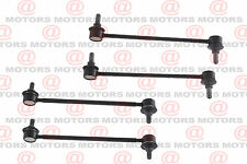 2008 Lexus RX400H Front & Rear Suspension Stabilizer Bar Links RH & LH