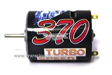 H0062 MOTORE ELETTRICO BRUSHED (SPAZZOLA) RC-370 TURBO SPEED 1/18 OFF-ROAD VRX
