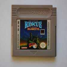 Jeu RESCUE OF PRINCESS BLOBETTE pour Nintendo Game Boy