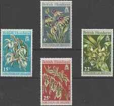 Timbres Flore Orchidées Honduras GB 245/8 ** (32041M)