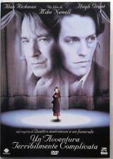 Dvd Un'Avventura terribilmente complicata di Mike Newell 1995 Usato
