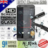 Tempered Glass / Plastic Screen Protector Film Guard For HTC Desire 530