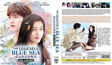 The Legend of the Blue Sea (Chapter 1 - 20 End) ~ 3-DVD SET ~ Lee Min-ho, Gianna