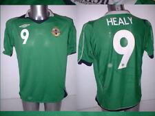 Northern Ireland David Healy Shirt Jersey Adult Medium Soccer Football Top Euros