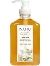 Natio Orange Scent Body Washes & Shower Gels