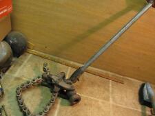 Ridgid no 246 Soil Pipe Cutter Cast Iron Sewer
