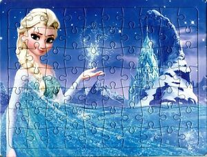 Brand New Jigsaw FrozenPuzzles 70 pcs