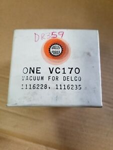 Valley Forge VC-170 Vacuum Advance Chamber replaces 1116228 1116235 DR359 NOS
