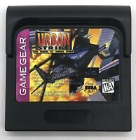 Urban Strike - Sega Game Gear The Sequel To Jungle Strike 1995 Cartridge Only