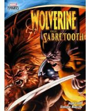 Marvel Knights: Wolverine Vs Sabretooth [New DVD] Widescreen