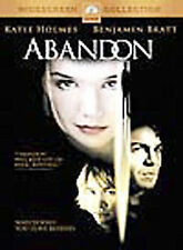 Abandon (DVD, 2003, Full Screen)