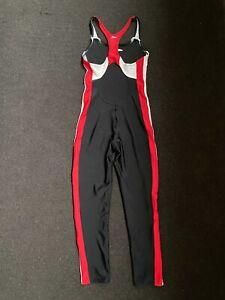 RARE Speedo Vintage Openwater swim suit techsuit mens male speedsuit S