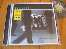HDCD BEE GEES This is Where I Came In 2001 EU