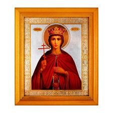 Icone religieuse Sainte Catherine, Icone Sainte Catherine Icone chrétienne russe