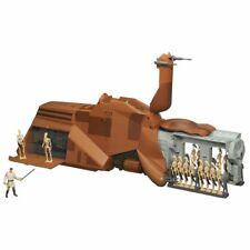 Star Wars Trade Federation Mtt Multi Troop With 20 Droids Obi Wan Kenobi