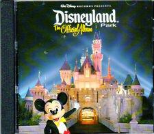 Walt Disney Records Presents DISNEYLAND PARK: THE OFFICIAL ALBUM (SOUNDTRACK CD)