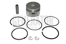 Piston Kit with Rings Parts 39mm For Gas Honda Gx31 Engine Motor RC Bicycle