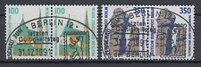 Berlin 834-835 W.P. Stamped sights Horizontal Couples