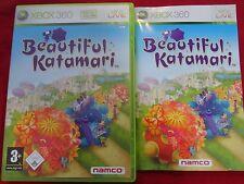 BEAUTIFUL KATAMARI XBOX 360 (XBOX ONE A VOIR)