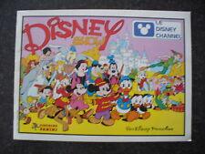 Disney Show Unused Panini Sticker Album - Walt Disney Channel Mickey Mouse