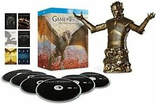 Game of Thrones - Season 1-6 Bronze Bust Edition Blu-ray 2016 Region