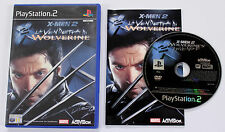 Sony PLAYSTATION 2 PS2 X-MEN LA VENDETTA DI WOLVERINE 2003 Activision SLES-50725