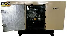 21 Kw Diesel Generator Perkins Enclosed With 65 Gallon Fuel Tank Amp Auto Start