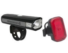Luces y reflectantes luces traseras negro Blackburn para bicicletas