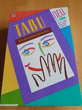 Tabu - 2. Edition  MB Spiele