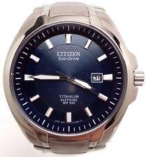 Citizen Eco-Drive Titanium Mens Watch BM7170-53L