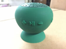 Lyrix Jive Waterproof Bluetooth Wireless Mini Portable Speaker Jumbo Green NIB