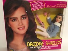 Vintage Brooke Shields Worlds Most Glamorous Teenage Doll Celebrity New in Box