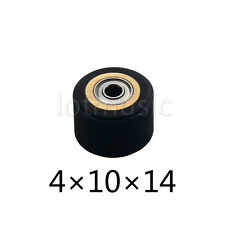 one piece Pinch Roller for Roland Vinyl Cutting Plotter Cutter (4mm x10mmx14mm)