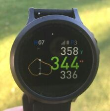 GOLFBUDDY WTX DSC-WTX-100 SMARTWATCH GOLF GPS WATCH, BUNDLE / CHARGER