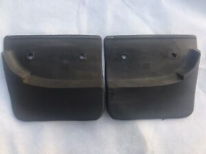 Volvo 240 244 245 Rear Mud Flaps - Pair 1312695