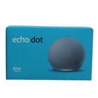 Amazon Echo Dot 4 Generation Blaugrau Alexa Smart Lautsprecher Kugel NEU OVP