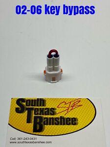 02-06 Yamaha Banshee keypass/delete
