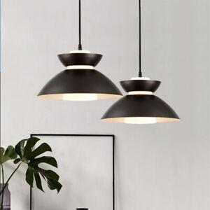 Kitchen Pendant Light Bedroom Pendant Lamp Bar Ceiling Light Black Pendant Light